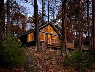 Pinehurst Resort, St. Germain - Luxurious Lake Front Cabin on Little Saint