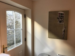 Cool, funky modern two bedroomed town house