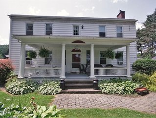 Perfect Farmhouse for Cooperstown Dreams Park & AllStar Village