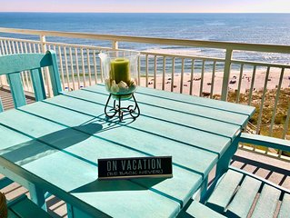 Great Fall rates now at Beautiful, 5 Star, Luxury 3 bedrooms 2 bath Beachfront!