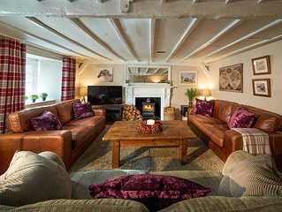 Thornhill Lodge Luxury 4 Bedroom all ensuite