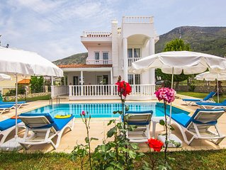 Infinity Civan Villa, private villa in Ovacik with 4 bedrooms and a private pool