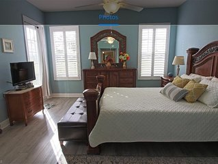 Beautifully decorated condo which lives like a home.  Near breath taking beaches