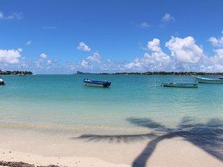 OCEAN LUXURY BEACH VILLA*****