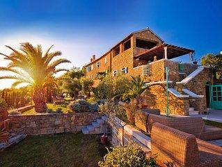 Luxury villa *Private pool*Wellness & Spa* Family&Kids*Organic*Sports