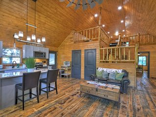 Modern Secluded Cabin w/Private Hot Tub