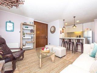 Vespucio Sur - Cozy 2 Bedrooms in Las Condes