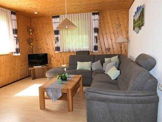 NR-Ferienwohnung 1 mit 80qm, 2 Schlafräume, max. 6 Personen