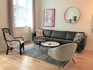 Amazing 3-Bedroom Apartment in the trendy area of Copenhagen Vesterbro