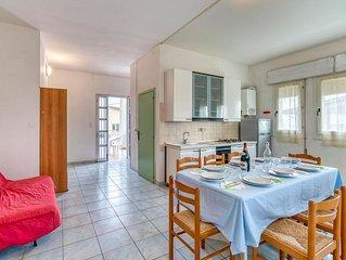 4 Zimmer Unterkunft in Rosolina Mare -RO-