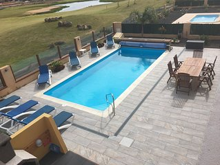 Luxury Villa Private Salt Pool overlooking Golf Course  ask for details #
