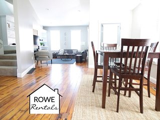 A Great House in a Perfect Location, Short North, 4 BD, 2.5BA - RoweRentals