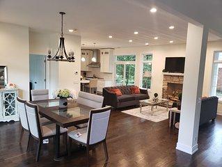 Luxury Brand New House Amazing Location |Family Reatreat|Birthdays|Bridal Showe