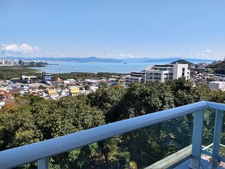 Apartamento com vista para Mar de Florianopolis