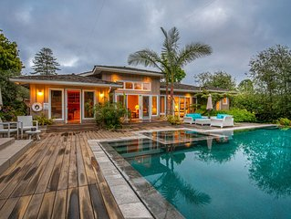 Luxury Property W/Pool and Tennis Court Near The Beach