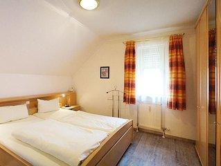 Appartement (37qm) zentral gelegen, geeignet für 2-3 Personen
