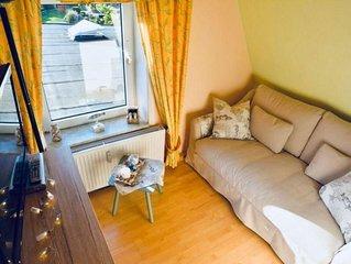 Ferienwohnung Wyk fur 2 Personen mit 1 Schlafzimmer - Mehrstockige Ferienwohnung