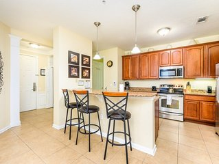 Near Disney World - Vista Cay Resort - Amazing Contemporary 4 Beds 2 Baths Condo