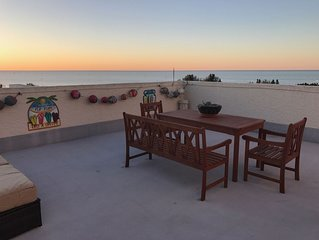 Penthouse w/800 Sq Foot Private Rooftop Patio - #1 Rated VRBO & Many Extras!