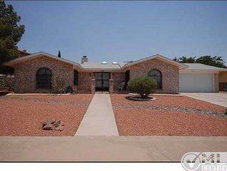 Delighted  House in el Paso