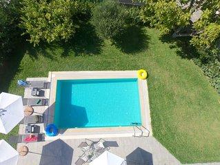 Ferienhaus Arhontia in Panormos, Rethymnon - 6 Personen, 2 Schlafzimmer