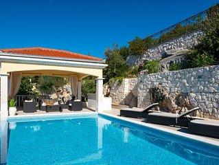 Villa Vese Vitez -Heated Pool