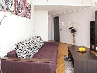 Tigutorn apartment, 4 people, Tartu