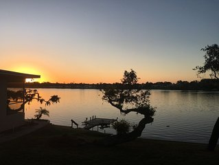 Come visit our beautiful home on Lake Clay in Lake Placid, Florida.