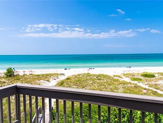 Beach ☼ Front Townhouse - Sunset Views from your Balcony!