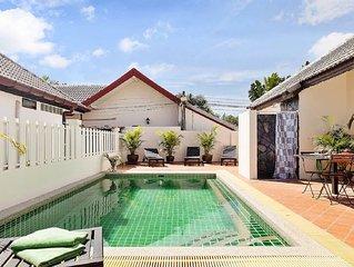 Southern Pool Villa C8, Koh Lanta, Krabi