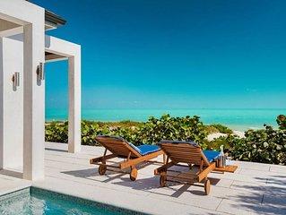 6 Bedroom Beachfront Villa - Turks & Caicos