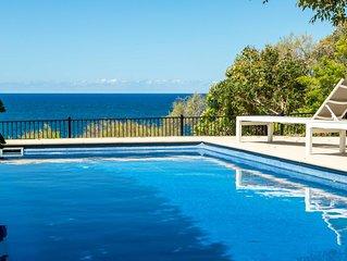 Swimming Pool Over Malua Bay