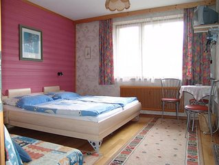 Doppelzimmer - Pension 'Haus Mölltalleit'n'