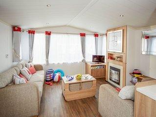 Ferienhaus Hopton Park in Great Yarmouth - 6 Personen, 2 Schlafzimmer