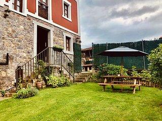 Casa cerezal �� casa de alquiler íntegro  para 6/7personas en  Cangas de Onis