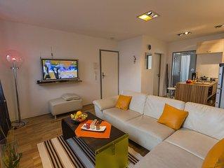Bestes Apartment im Ruhrgebiet 'Bergmannsglück' im Schacht85 mitten im Pott