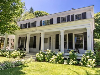 This house is a 4 bedroom(s), 2.5 bathrooms, located in Manchester, VT.