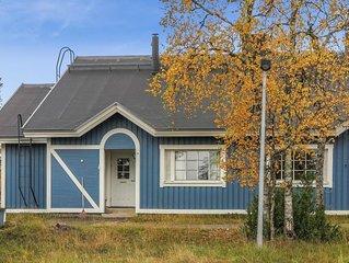 Ferienhaus Konkelo in Inari - 5 Personen, 1 Schlafzimmer
