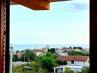 Confortevole Villa vicino al mare di Noto\ VISTA MARE