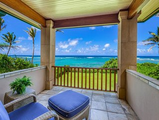 Gated Beachfront Estate... on the Sand! ~ Secluded Romantic Beach ~~