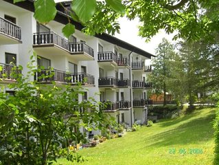 Ferienwohnung Fussen fur 2 Personen mit 1 Schlafzimmer - Penthouse-Ferienwohnung
