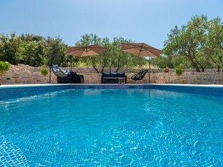 Wunderschöne Sommervilla für 8 Personen auf der Insel Pasman