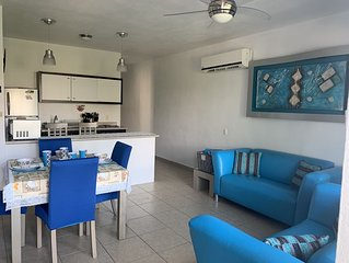 Beautifully decorated and best location in Acapulco