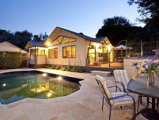 Self-Isolation Heaven! Spacious 3 Bedroom Premium House with Pool that sleeps 8