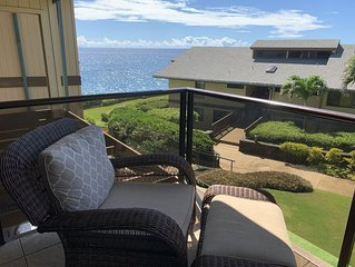 Brand NEW!! Poipu poolside paradise with ocean views