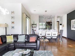 Modern Designer Home in Travis Heights Steps from SOCO