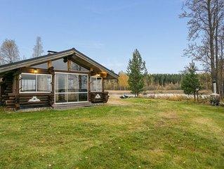 Ferienhaus Jussi-mokki in Punkaharju - 2 Personen, 1 Schlafzimmer