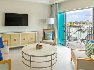 Rare Find! Spacious 1BR Suite, Balcony, Pool