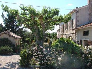 Gîte en Provence attenant à un Mas du 19ième à Tarascon