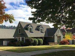 Beautiful 5-star home in premier location near Hayward Field, Univ. of Oregon
